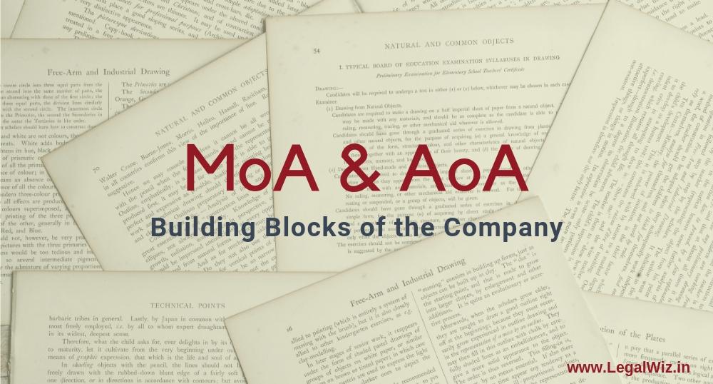 MOA/AOA Amendments